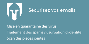 avantage antispam