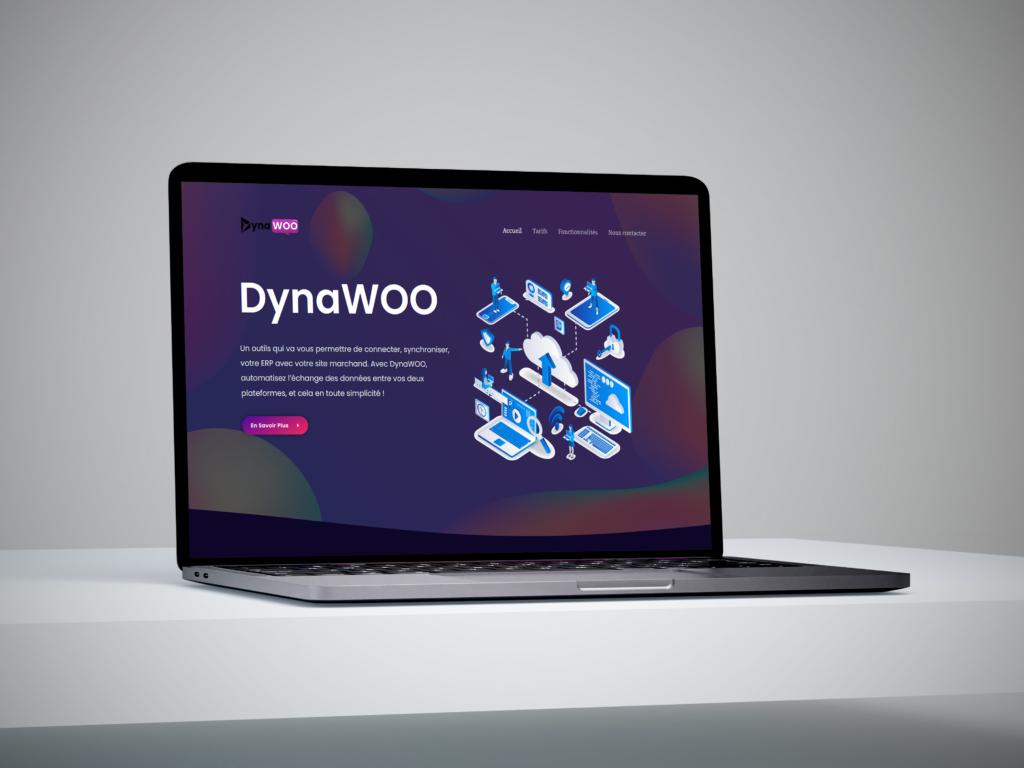 connecteur Woocommerce Dynamics